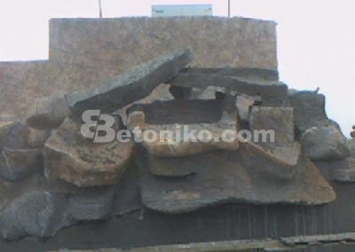 Декоративни скали, водопади и декоративни изделия от бетон (12)