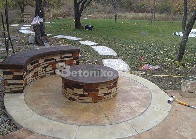 Декоративни скали, водопади и декоративни изделия от бетон (13)