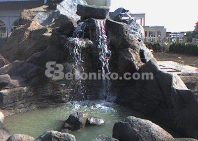 Декоративни скали, водопади и декоративни изделия от бетон (16)