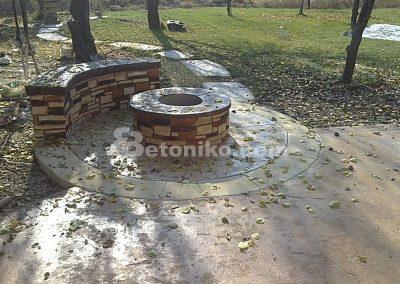 Декоративни скали, водопади и декоративни изделия от бетон (2)