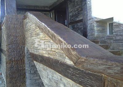 Декоративни скали, водопади и декоративни изделия от бетон (9)