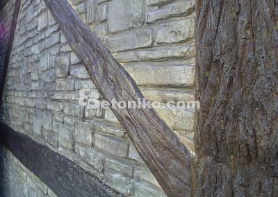 Декоративни скали, водопади и декоративни изделия от бетон (17)