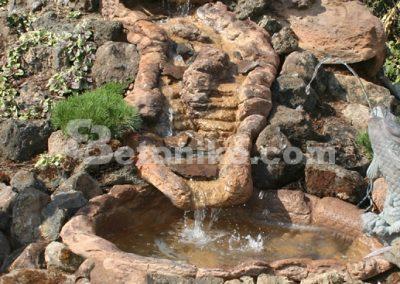 Декоративни скали, водопади и декоративни изделия от бетон (19)