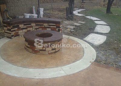 Декоративни скали, водопади и декоративни изделия от бетон (4)