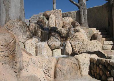 Декоративни скали, водопади и декоративни изделия от бетон (6)