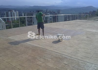 Технология на щампован бетон (1)