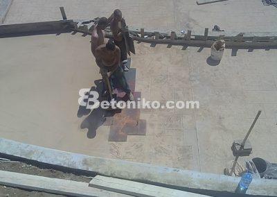 Технология на щампован бетон (11)