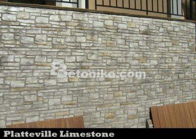 Platteville Limestone